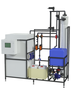 Water ultrafiltration (UF)