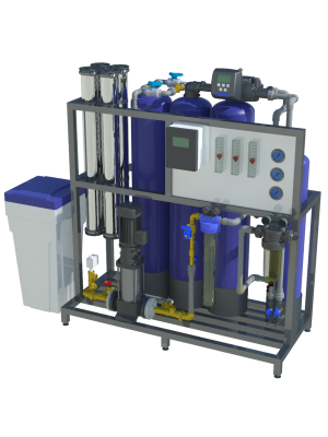 Water treatment sets